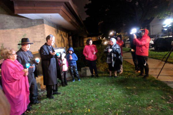 St. Timothy - Peace Vigil -Encuentro 2018
