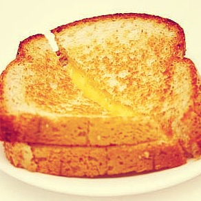 Toasted cheese
