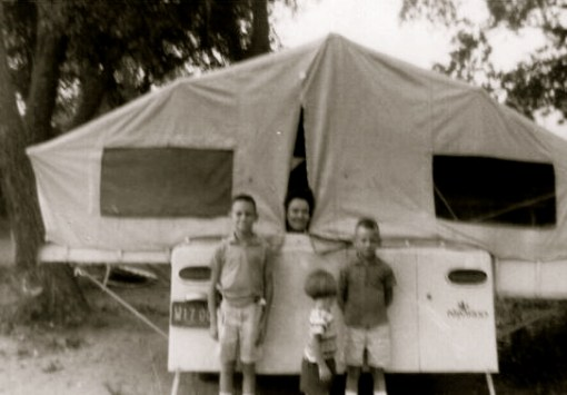 Family Vacation, Nimrod camper style