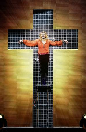 Madonna_and_cross