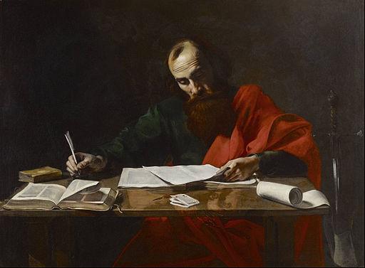"""""""Herr von Tarsus, Sie predigen im Römerbrief das Übergabegebet ..."""" """"Ich predige was?!?!"""""""