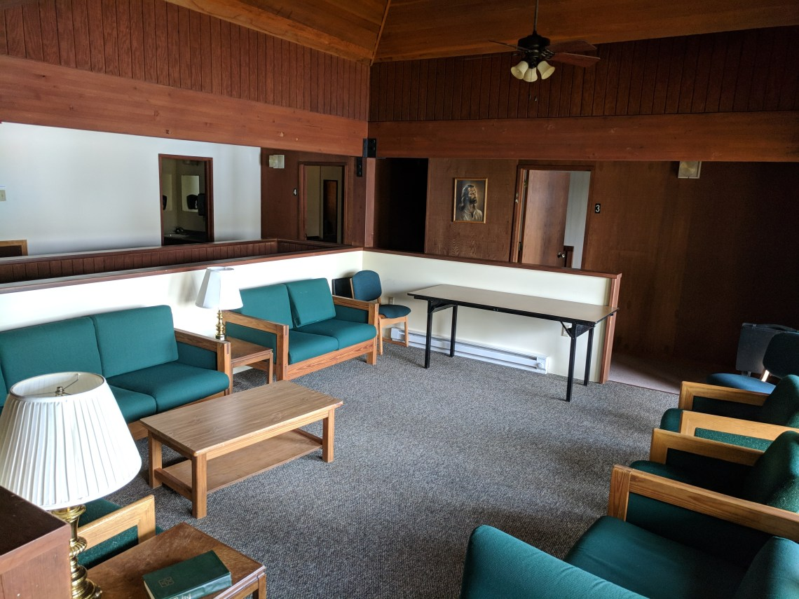 Shalom Center – Luther Park Bible Camp