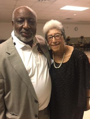 Marcellus Fields and Rosetta Coleman