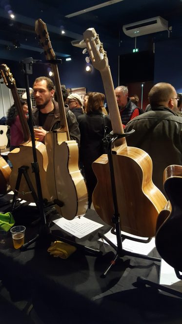 Salon de la lutherie à Salon