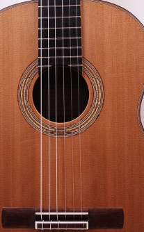 Guitare classique Engelbrecht 1