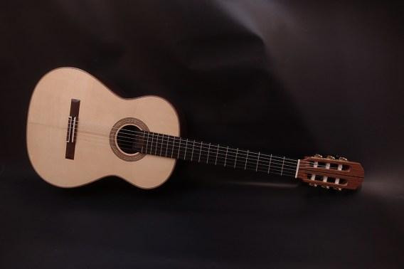 Guitare classique Engelbrecht n°107 épicea