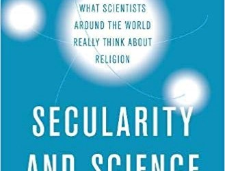 Rice University professor's new book reviews secularity and science