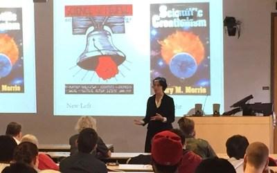 Ohio professor studying how science and religion impacts politics