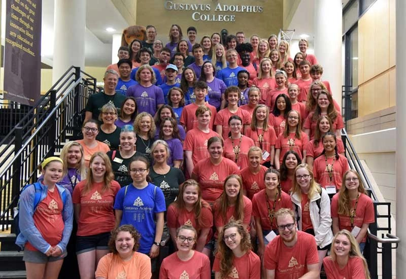 Lilly Endowment extends the unique Gustavus Adolphus summer program