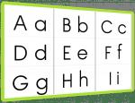 lettre script
