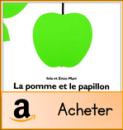 la-pomme-et-le-papillon