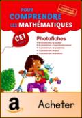 Pour comprendre les mathématiques CE1 photofiches