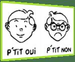 phrase négative p'tit oui p'tit non