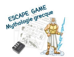 Escape game Mythologie grecque