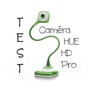 Caméra HUE HD Pro