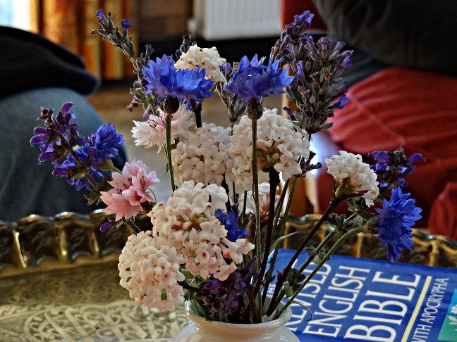 Flowers 10th November
