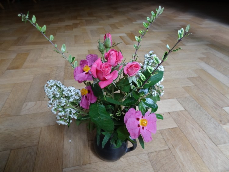 Flowers for 24th July 2016