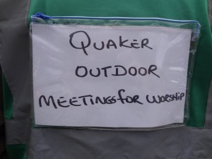 Outdoor Meeting for worship pic