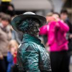 Juliette - living statue project