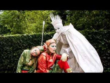 The Ice Queen & the Elves