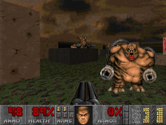 Doom II GBA ROM #5