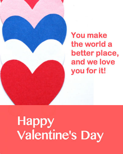 Give Your Donors And Volunteers Some Valentines Day Love