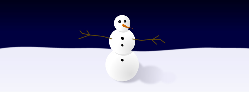 Lutz Creative Group, LLC - Snowman (HTML5)