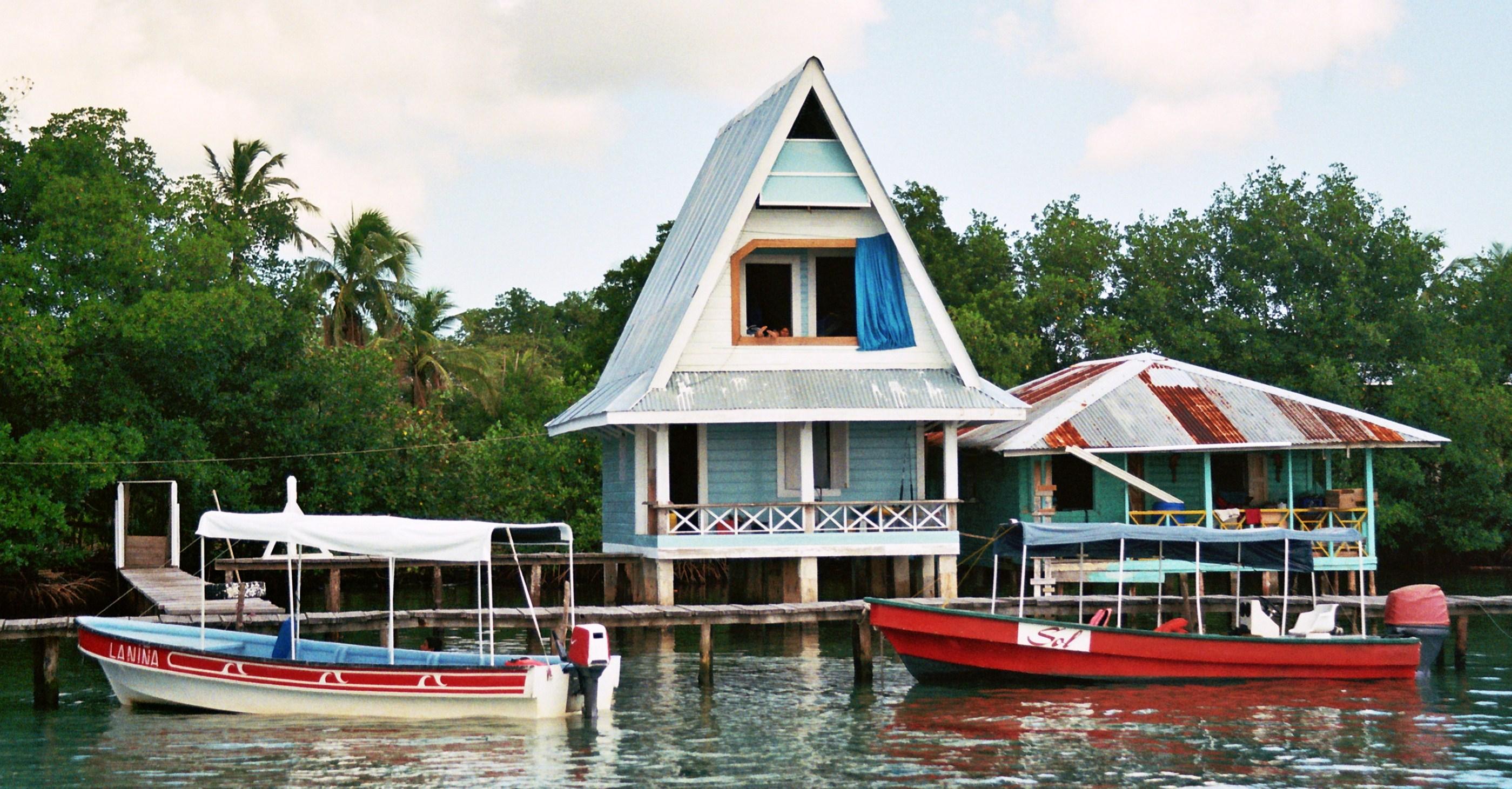hotel v Bocas del Toro