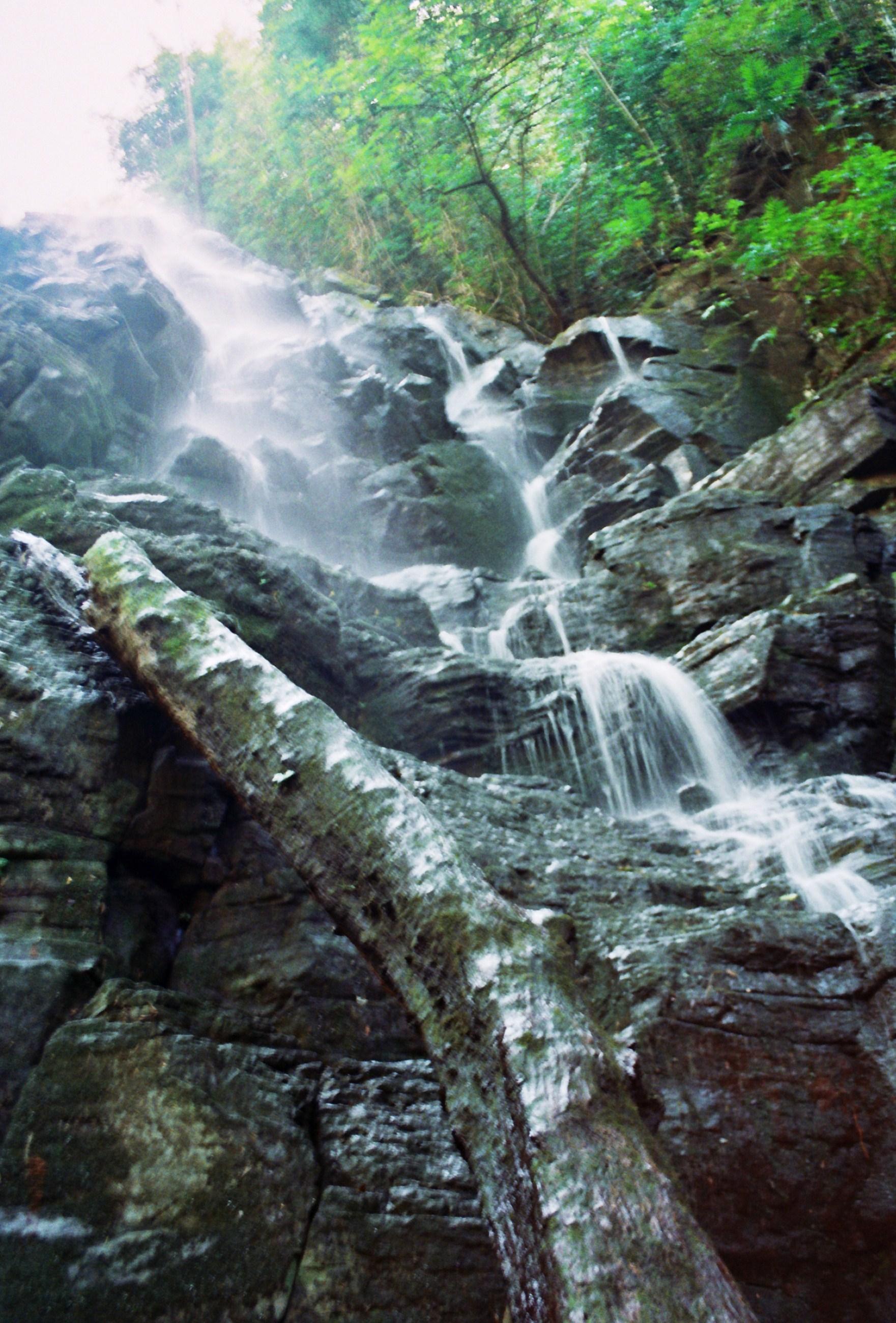 vodopád Rincon de la Vieja