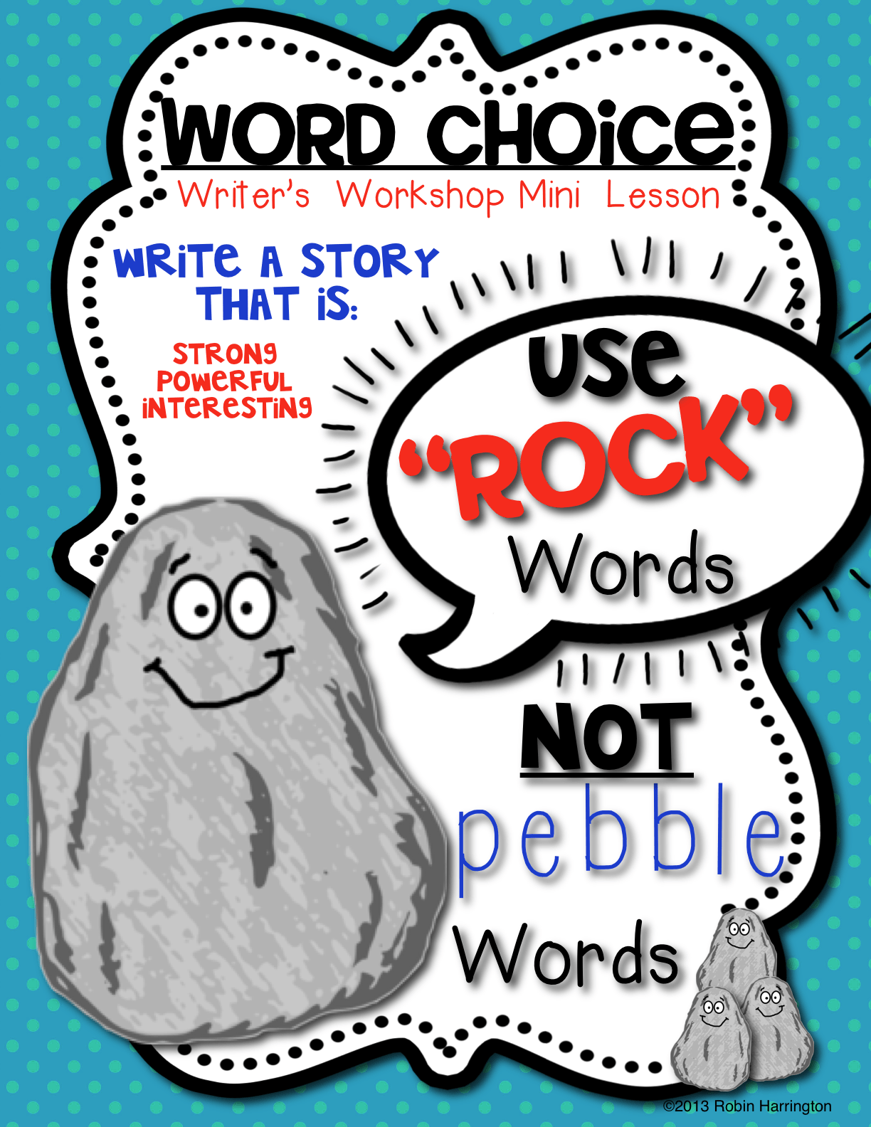 Teaching Word Choice Using Wbt