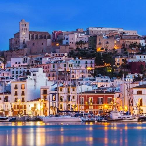 Luva's Geburtsort Ibiza