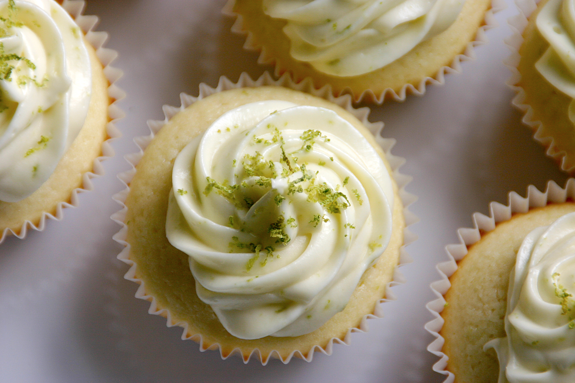 From The Kitchen: Key Lime Pie Cupcakes