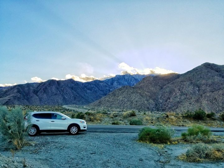Our Day Trip to Palm Springs