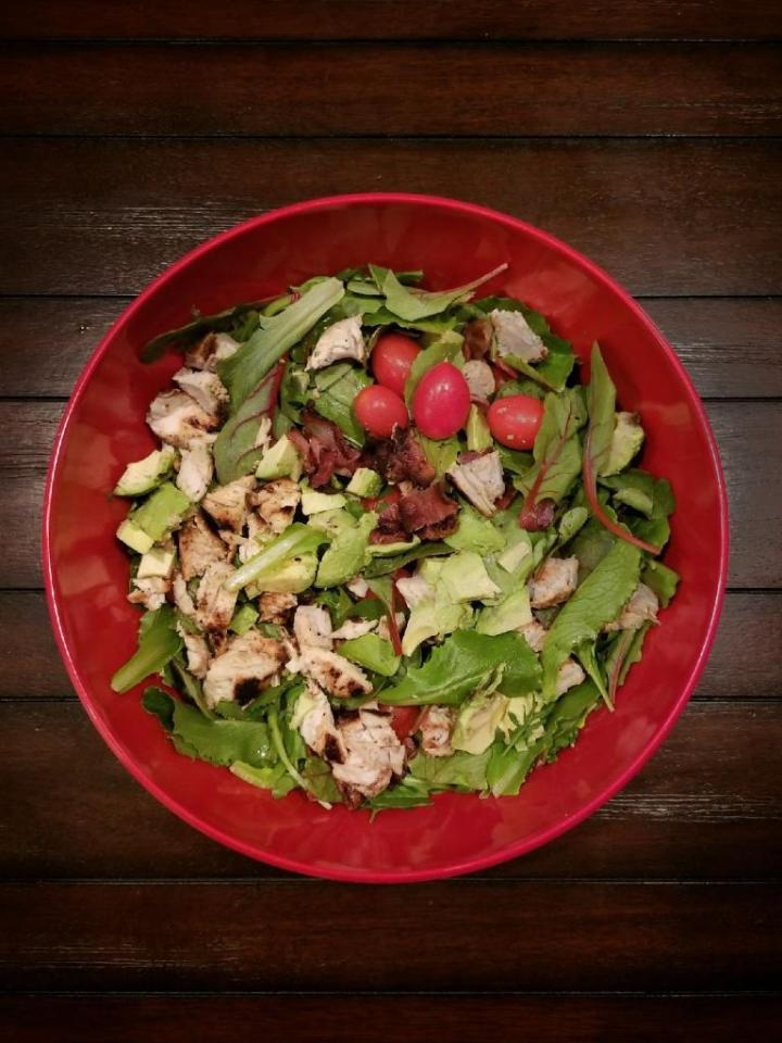 Whole 30 BLT Salad