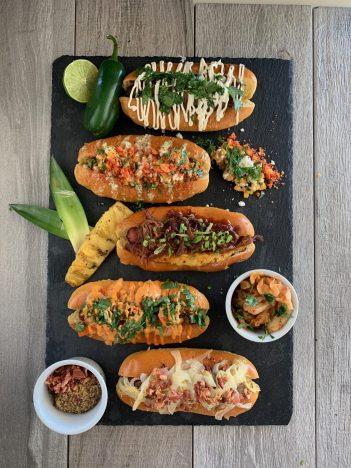 5 Gourmet Summer Hot Dog Recipes