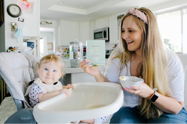 Homemade Baby Food - Buydeem Kettle