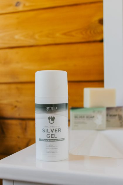 Benefits of Silver - Ameo Life Silver Gel