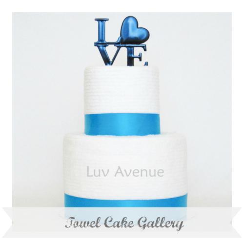 Towel Cake Gallery