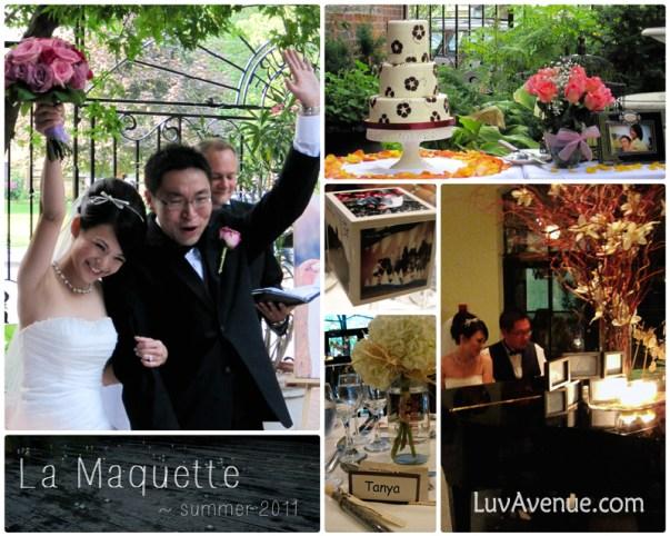 La Maquette Toronto Wedding Luv Avenue