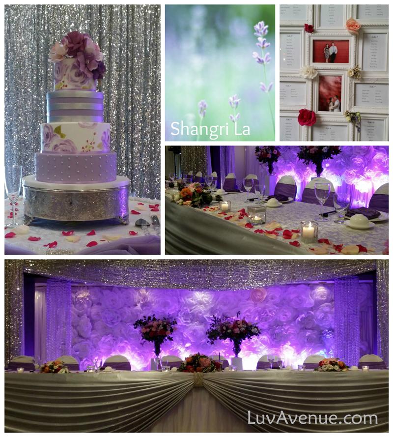 Shangri La wedding Toronto