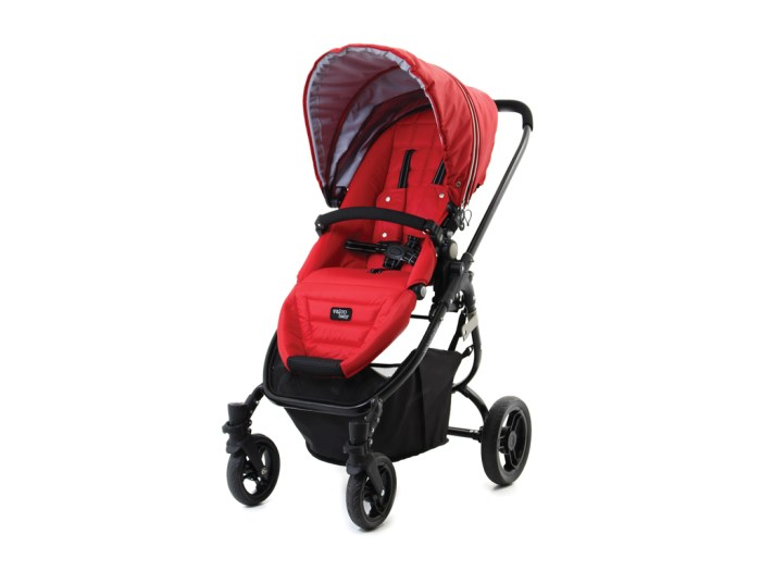 Valco Snap Ultra in Carmine (red) colour