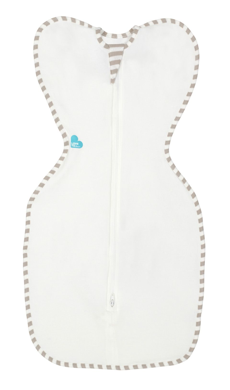 Love to Swaddle Up Lite in cream colour