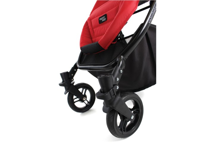 Valco Snap Ultra lockable wheels