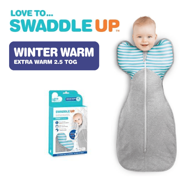 Love to Swaddle Winter warm