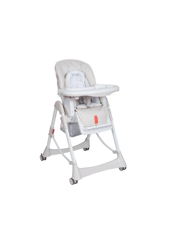 Steelcraft Messina highchair dove colour