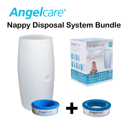 Angelcare Disposal System Feature image