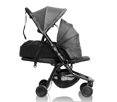 Mountain Buggy Nano with cocoon