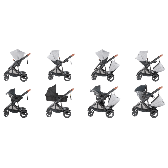 Strider Deluxe configurations