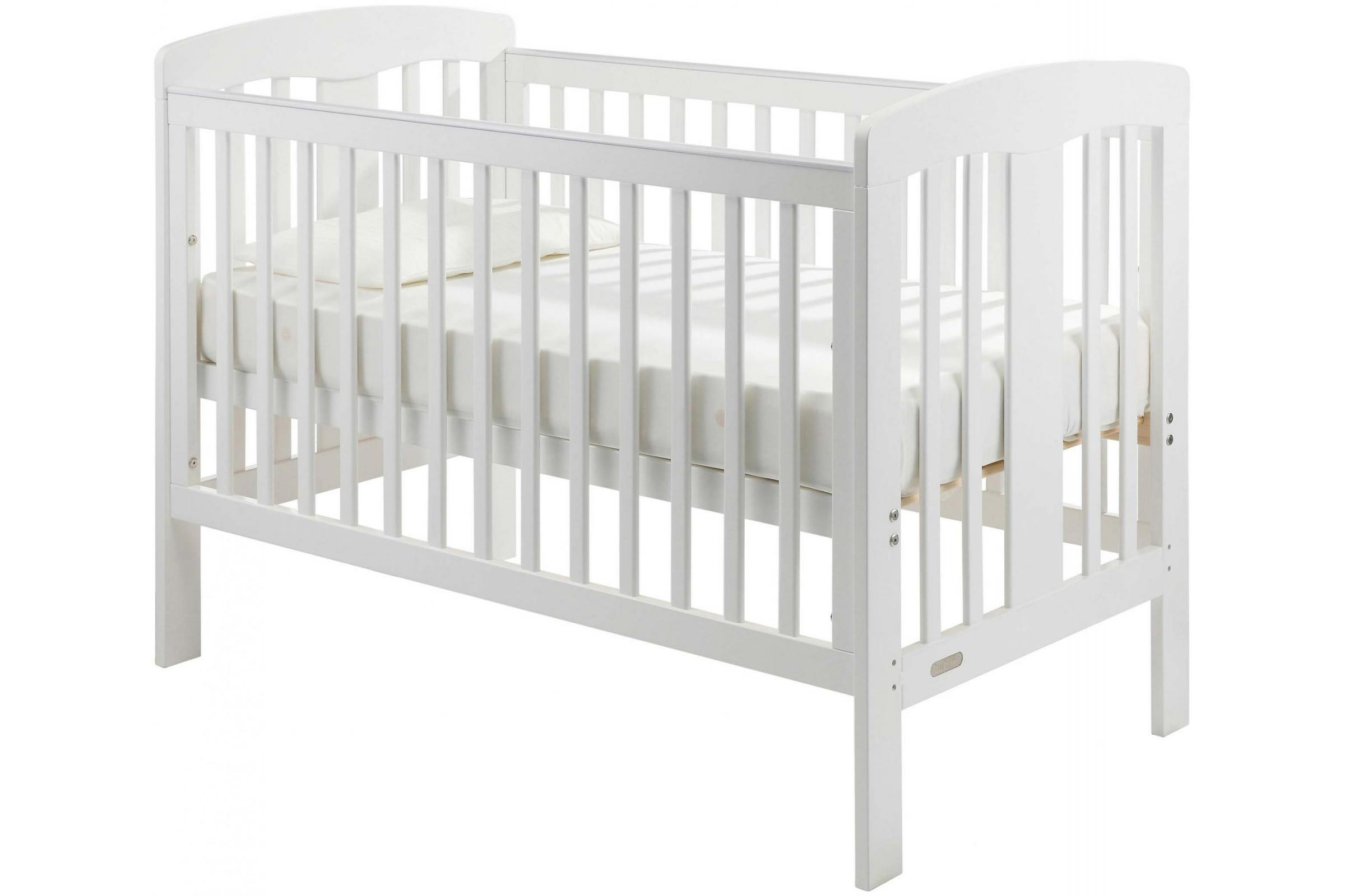 Grotime Pearl Cot white