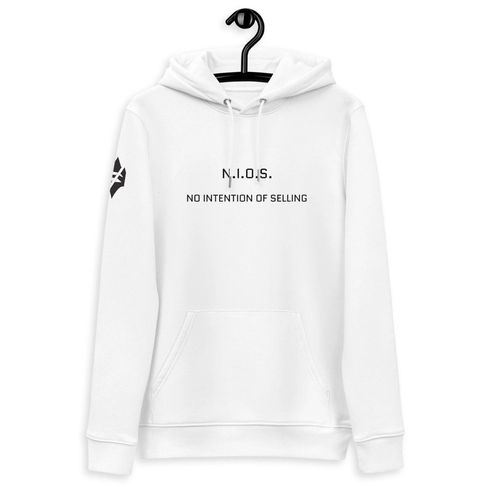 N.I.O.S. No Intention Of Selling Luvioni Hoodie